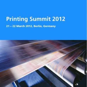 WAN-Ifra Printing Summit 2012. Executive Summary